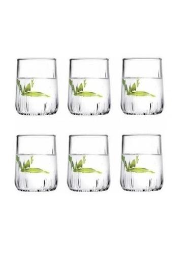 Paşabahçe Kahve Yanı Su Bardak - 6 Lı Kahve Yanı Su Bardağı 420522 Renksiz